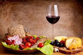 REFLEXIONES SOBRE EL VINO: dieta saludable