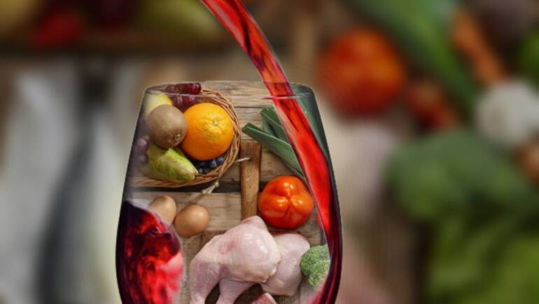 EL VINO EN LA DIETA MEDITERRÁNEA…¿APORTA?