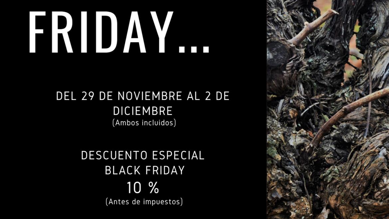 PREPARADOS, LISTOS….. ¡BLACK FRIDAY!