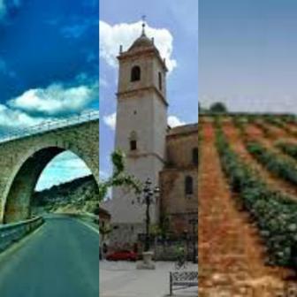 TIERRAS MONDEJANAS, ENTRE EL TAJUÑA Y EL TAJO
