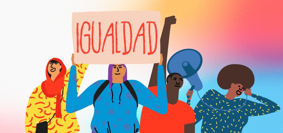SOY DE LA GENERACIÓN DE LA IGUALDAD