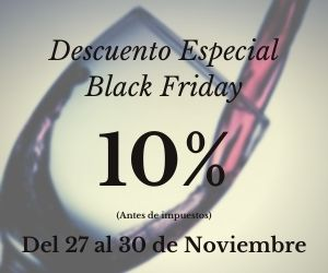 ¡Es BLACK FRIDAY! en Bodegas Mariscal
