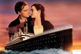 El menú del Titanic