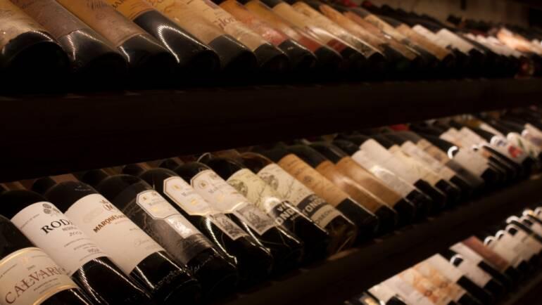 Tipología de botellas de vino: Rhin y Alsaciana